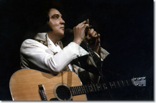 Elvis Presley June 26, 1977 - 8.30pm Market Square Arena, Indianapolis, In.