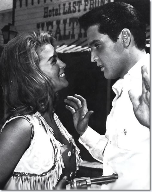 Ann-Margret and Elvis Presley - Viva Las Vegas