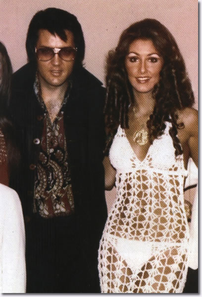 Elvis Presley & Linda Thompson
