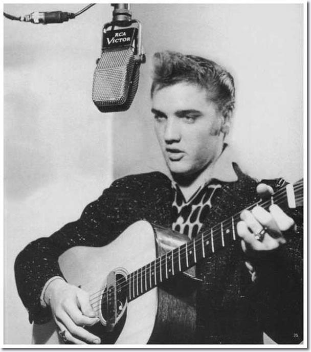 elvis presley new york december 1 1955