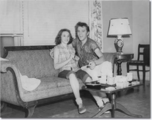 elvis presley july 15 1955 joy drive in theatre minden la