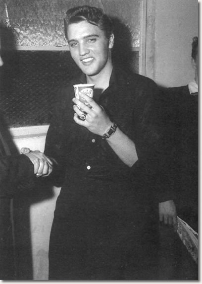 Elvis Presley February 13, 1955 - Fair Park Coliseum, Lubbock, Texas