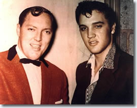 Bill Haley & Elvis Presley - October 20, 1955