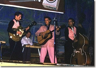 Elvis Presley On The Louisiana Hayride January 22 1955