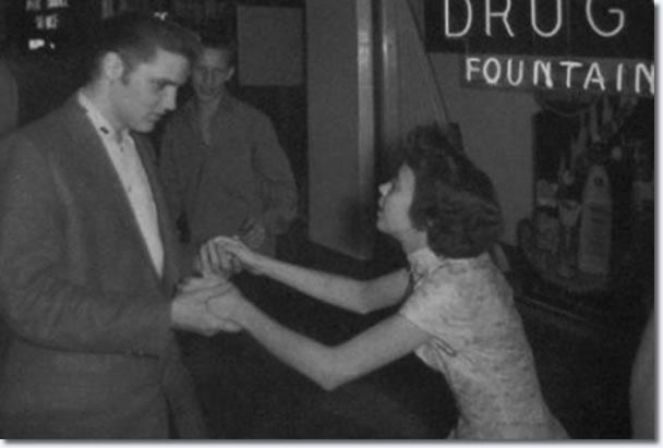 Elvis Presley San Antonio April 15 1956