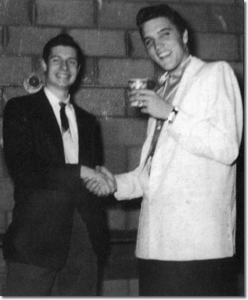 Elvis Presley Arena San Diego April 4 1956