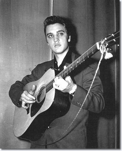 Elvis Presley Backstage February 10 1956
