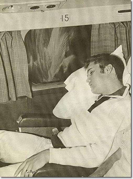 Elvis Presley September 23 1956
