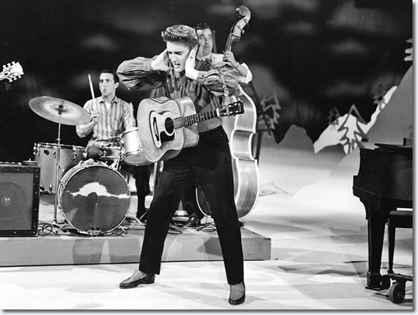 Elvis Presley | First Appearance | The Ed Sullivan Show