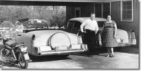 Elvis Presleys 1956 Home 1034 Audubon Drive Memphis Tn
