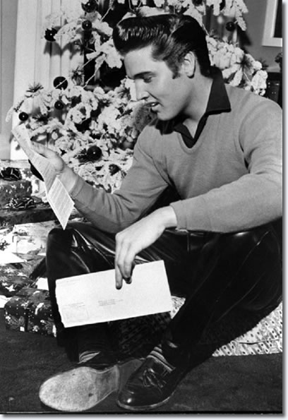 "Elvis received his draft notice Friday December 20, 1957. ""It's a duty I've got to fill and I'm going to do it"", he said. Initially ordered to report for duty January 20, he received a deferment for the filming of ""King Creole"" (at that time titled ""Sing, You, Sinners"") which was already in pre-production. The deferment was granted and Elvis was inducted March 24, 1958."