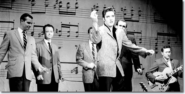 Elvis Presley on The Ed Sullivan Show : January 6, 1957 : His third and final appearance.