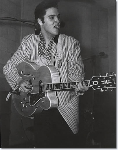 Elvis Presley Jailhouse Rock Sessions - May, 1957