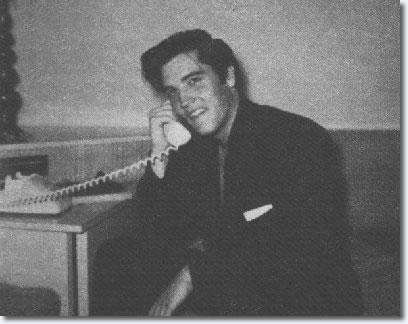 Elvis Presley Hawaii November 9 1957