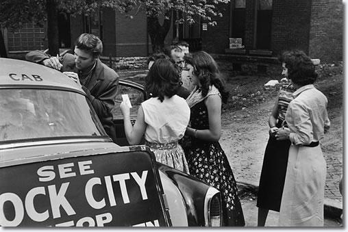 Photos Elvis Presley 1950s