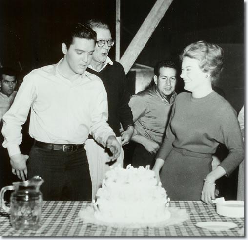 elvis födelsedag Elvis Presley | Friday, January 6, 1961 | Elvis' 26 birthday party elvis födelsedag