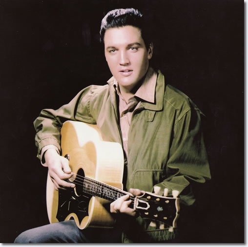 Elvis Presley - From the booklet, FTDs, Wild In The Country Soundtrack CD.