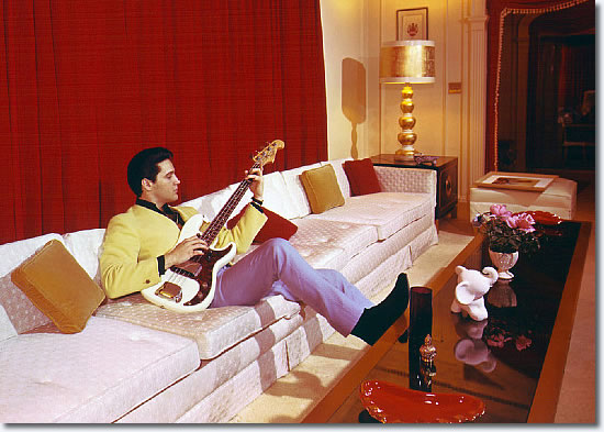 Elvis Presley Graceland - March 1965
