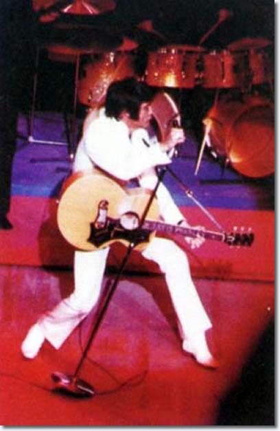 Elvis Presley : In Concert : Las Vegas : August 26, 1969.