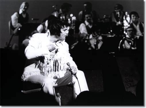 Elvis Presley Las Vegas August 10 1970