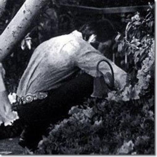Elvis Presley At Easter March 29 1970