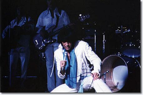 Elvis Presley Convention Centre Miami Florida