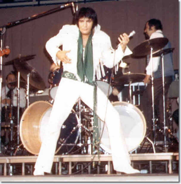 Elvis Presley : Mobile AL : Monday, September 14, 1970.