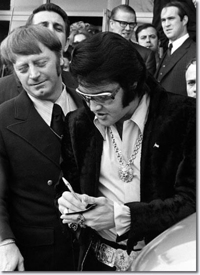 Elvis Presley January 16th 1971 The Jaycees Ten