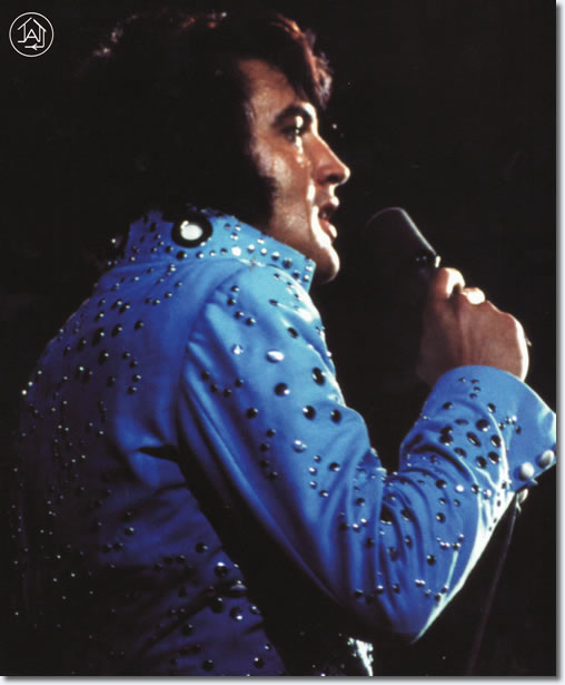 Elvis Presley Chicago Stadium June 17 1972
