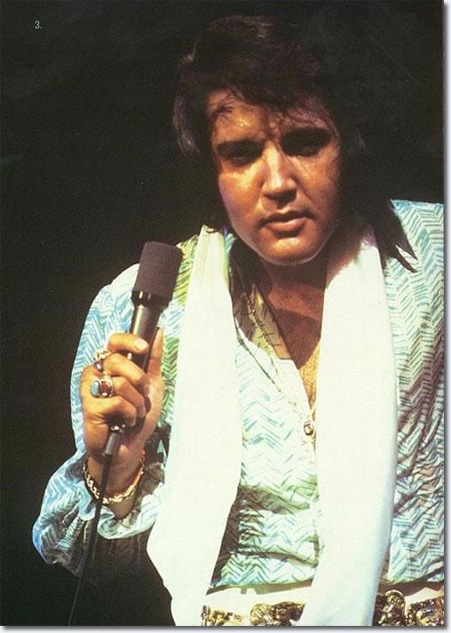 Elvis Presley Fort Worth Texas June 20 1972 8 30pm
