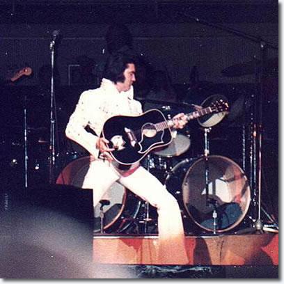 Elvis Presley November 18 1972 The H I C Arena