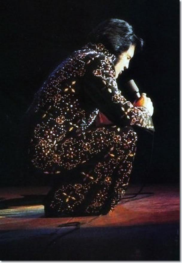 Elvis Presley The H I C Arena Honolulu Hawaii