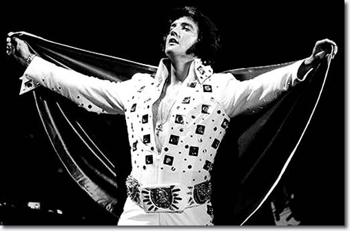 Elvis Presley - Madison Square Garden, New York City, Ny
