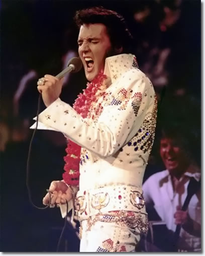Elvis Presley : Hawaii : January 13, 1973