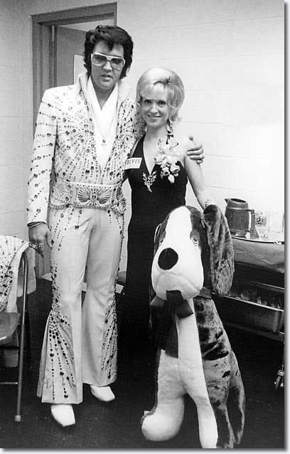 Elvis Presley Atlanta July 3 1973