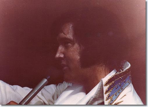 Elvis Presley : Fort Worth Texas : June 15, 1974