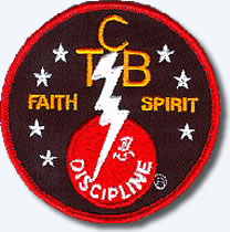 TCB patch made for Khan Rhee.