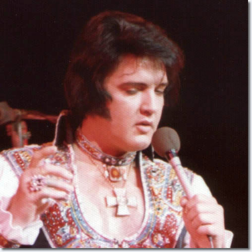Elvis Presley Las Vegas Opening Night August 18 1975