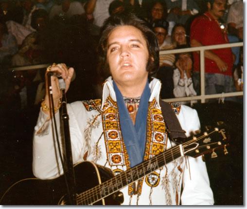 Elvis Presley Greensboro Amp Ashville July 22 1975