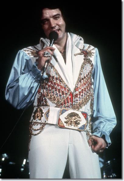 Elvis Presley Philadelphia June 28 1976