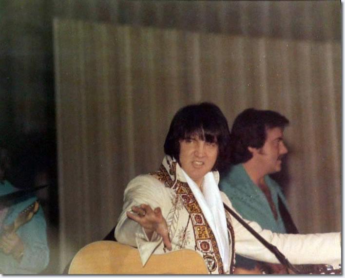 Elvis Presley Orlando Florida February 15 1977