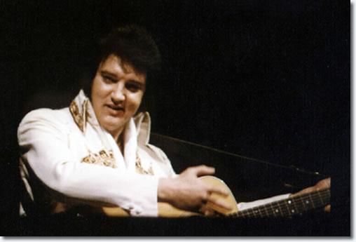 Elvis Presley June 26, 1977 - 8.30pm Market Square Arena, Indianapolis, In.