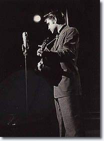 Elvis on Stage Show January 28, 1956