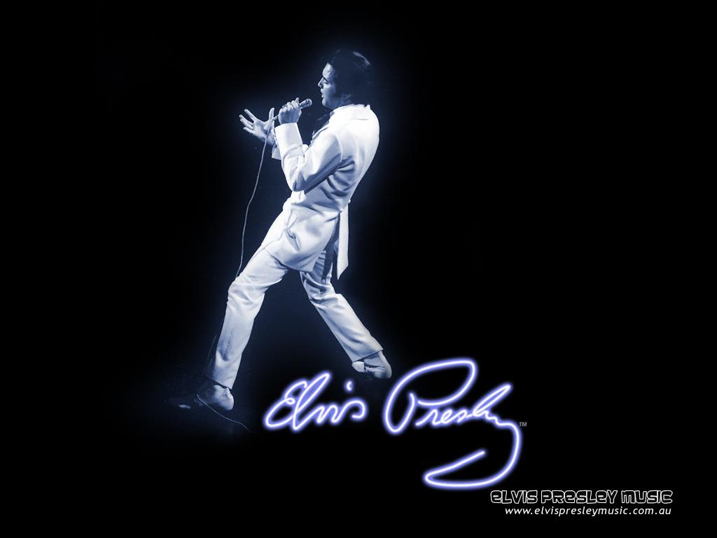 Elvis Presley Music Pc Wallpaper