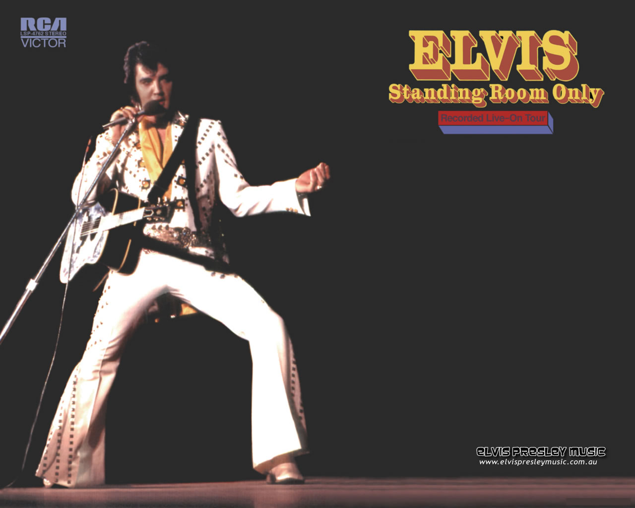 Elvis Presley Music Pc Wallpaper